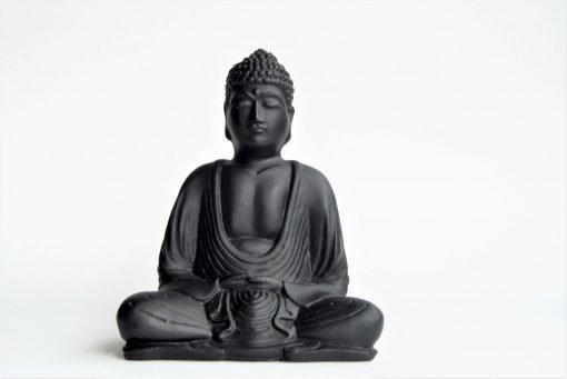 Buddha Statue Small in Black